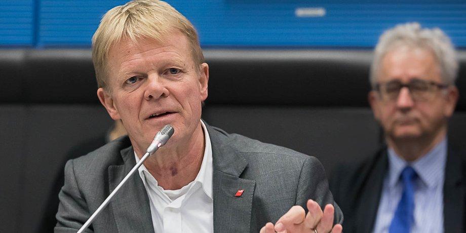 Reiner Hoffmann 2019