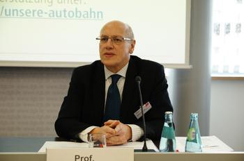 Kurt Bodewig, Bundesverkehrminister a.D.