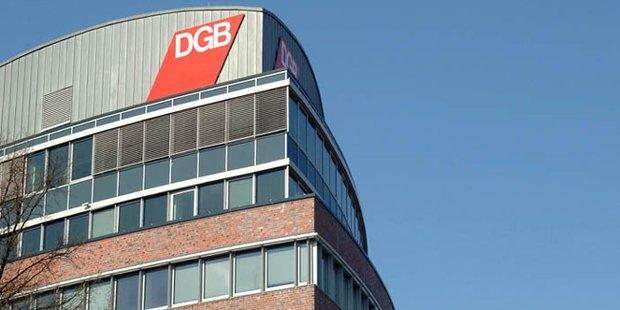 Das Gebäude des DGB-Bundesvorstands in Berlin