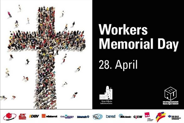 Aufruf Workers Memorial Day