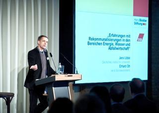 Jens Libbe, Deutsches Institut für Urbanistik