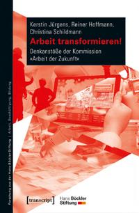 Cover Buch Arbeit transformieren!