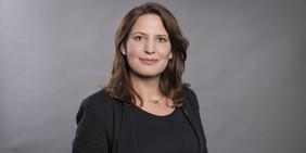 Bundesjugendsekretärin Manuela Conte