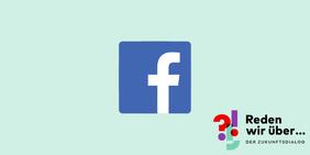 Zukunftsdialog auf Facebook