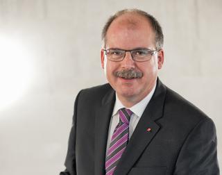 Stefan Körzell, DGB-Vorstandsmitglied