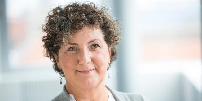 Anja Piel, Mitglied im GBV des DGB-Bundesvorstands