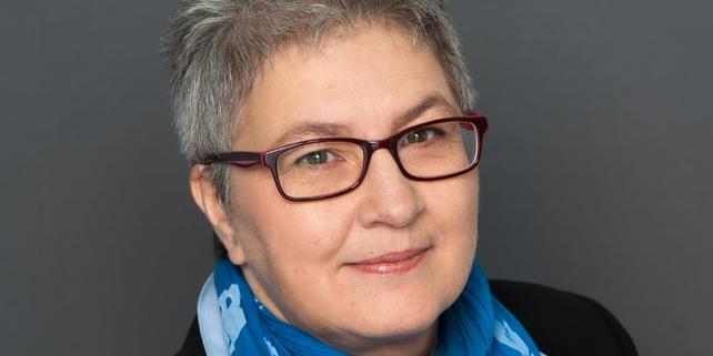Stellvertretende DGB-Vorsitzende Elke Hannack