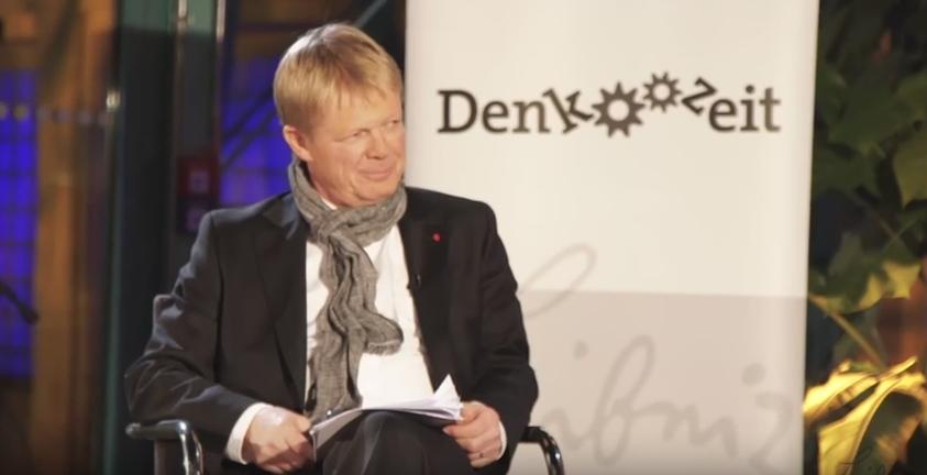 Berliner Klimagipfel: Was ist gerecht? Hans Joachim Schellnhuber und Reiner Hoffmann (DGB-Vorsitzender) im Gespräch, Leibniz-Gemeinschaft