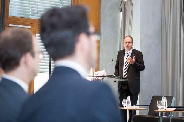 DGB-Vorstand Stefan Körzell