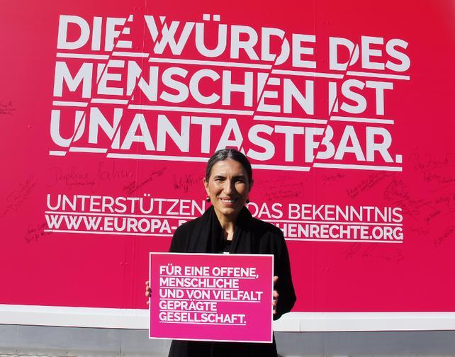 Selmin Çalışkan, Leiterin des Sekretariats der deutschen Sektion von Amnesty International