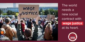 Aktuelles Logo zum World Day of Decent Work 2017