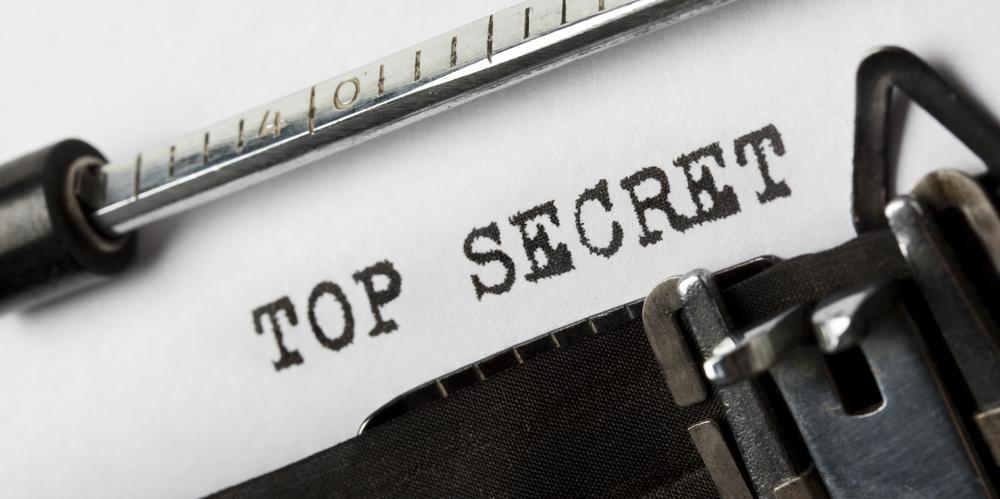 Teaser Top Secret