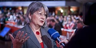 DGB-Vizin Ingrid Sehrbrock