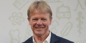 DGB-Vorsitzender Reiner Hoffmann