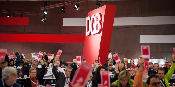 DGB-Delegierte 2014