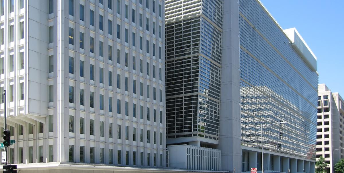 Weltbank Hauptquartier