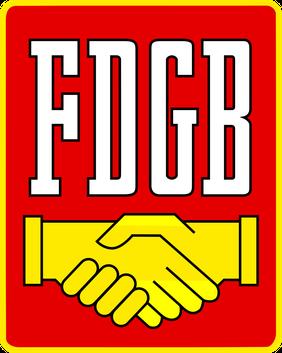 Emblem des FDGB