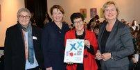 Buchvorstellung 100 Jahre Frauenwahlrecht