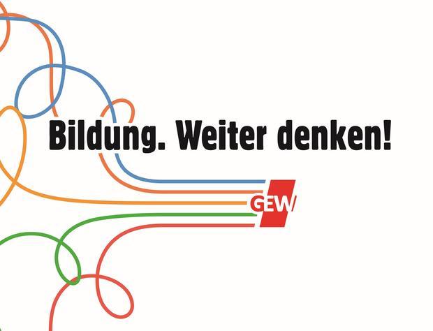 Logo GEW Gewerkschaftstag 2017