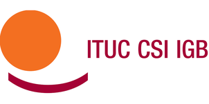 Logo des ITUC CSI IGB