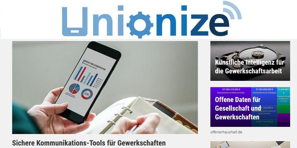 IT-Portal unionize.de