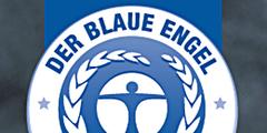 """Logo des Nachhaltigkeitssiegels """"Blauer Engel"""""""
