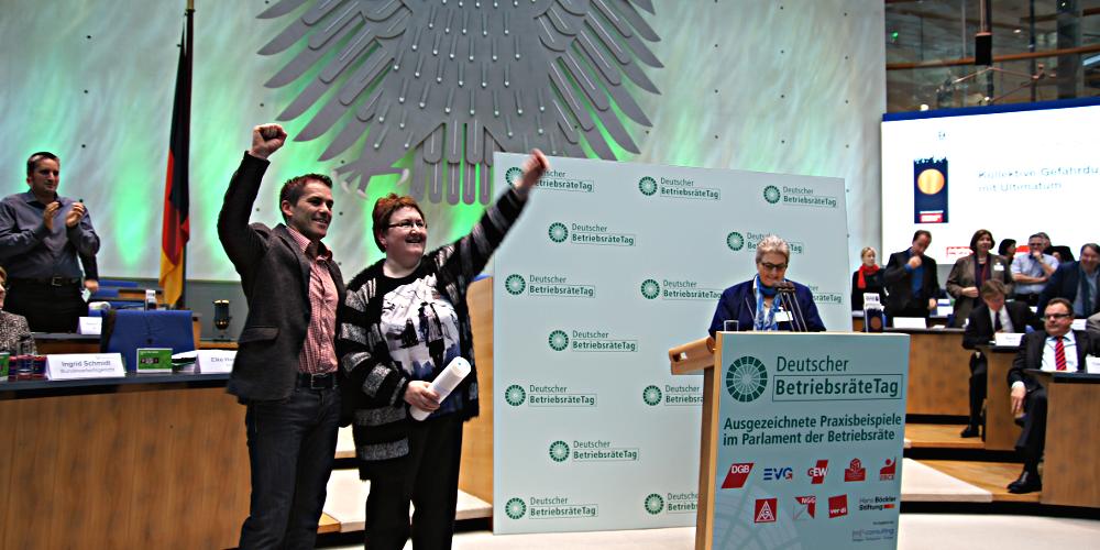 Deutscher Netriebsräte-Preis 2015