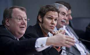 Nils Kammradt, Leiter der Abteilung Beamte beim DGB Bundesvorstand