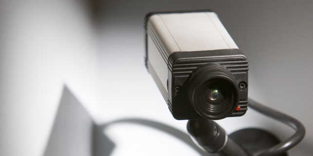 Überwachungskamera / CCTV