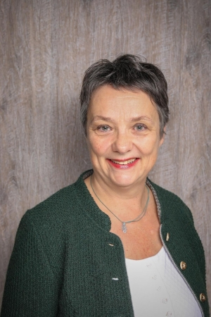 Potriat Sabine Heegner (DGUV)