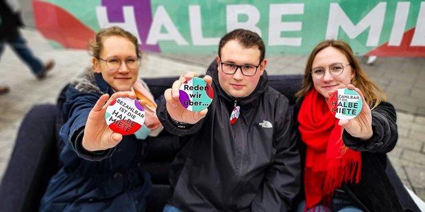 Aktionswoche Wohnen in Aachen: Bezahlbar ist die halbe Miete