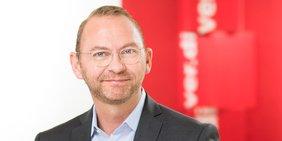 Frank Werneke - ver.di-Vorsitzender