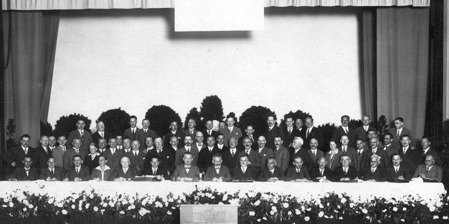 ADGB-Kongress 1927