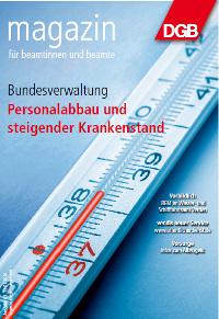 Beamtenmagazin 01/2014