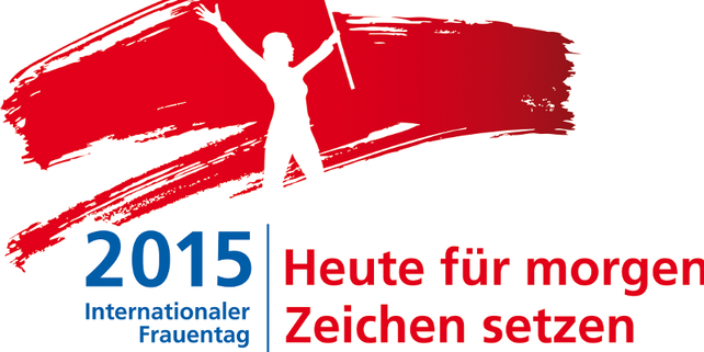 Internationaler Frauentag 2015