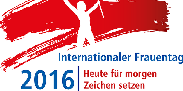 Logo Internationaler Frauentag