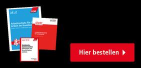 DGB Handwerk: Bestellbutton für Broschüren der DGB Handwerkspolitik