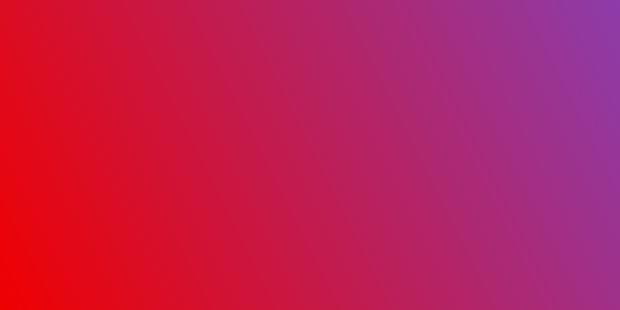 Farbverlauf Rot-Lila