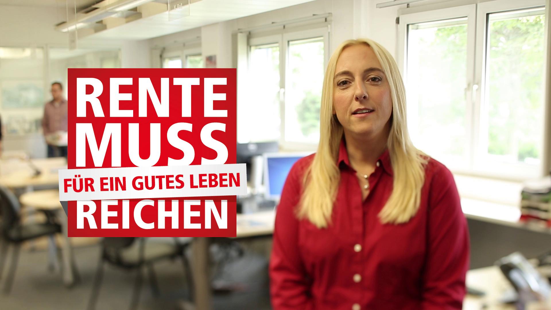Video DGB-Rentenkampagne