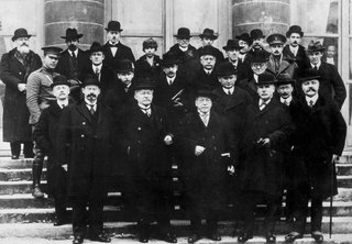 Ausschuss für internationale Gesetzgebung, Paris 1919