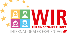 Logo zum Internationalen Frauentag 2019
