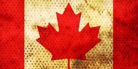 Staatsflagge Kanada