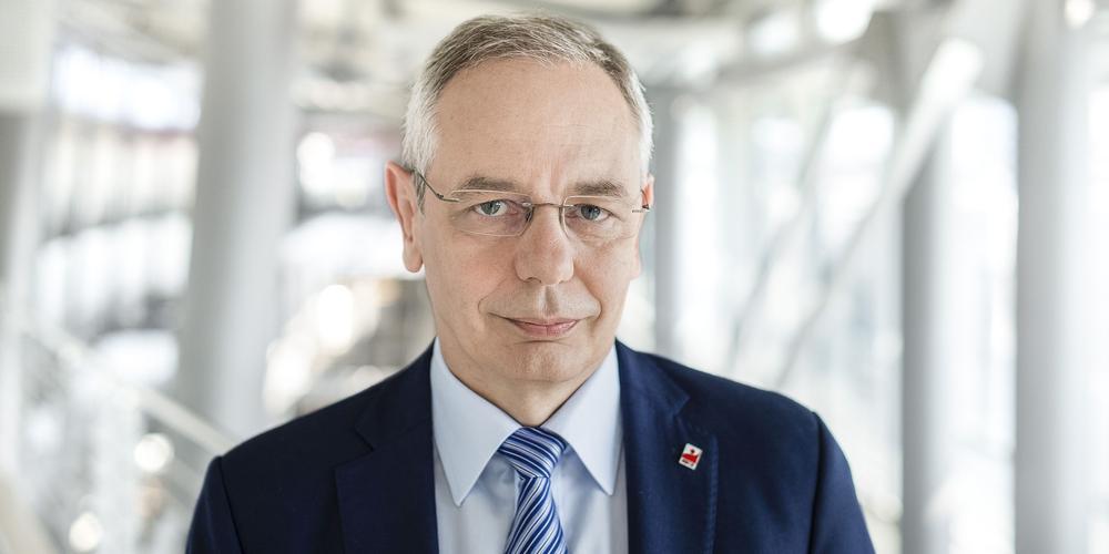 Der IG BCE-Vorsitzende Michael Vassiliadis