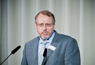 Roland Schäfer, Präsident des Deutschen Städte- und Gemeindebundes und Bürgermeister von Bergkamen
