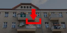 Wohnungen sind zu teuer in den Ballungszentren