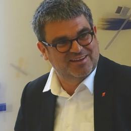 Ralf Hron vom DGB-Südwestsachsen