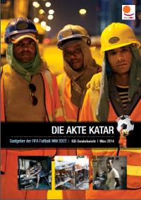 Akte Qatar Titelbild
