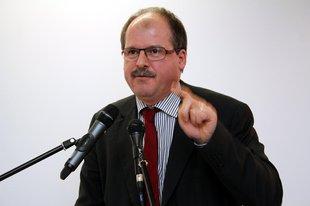 Stefan Körzell (in Kassel)