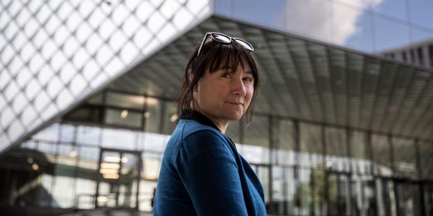Agnieszka Zimowska ist Geschäftsführerin der DGB-Region Südniedersachsen-Harz