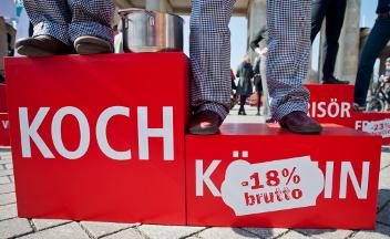 Dgb bundesvorstand for Koch 1 lehrjahr lohn
